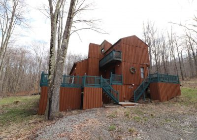 Canaan Valley Vacation Rental Home - Cardinal Crest