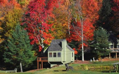 Your Romantic Getaway in West Virginia is in Canaan Valley!